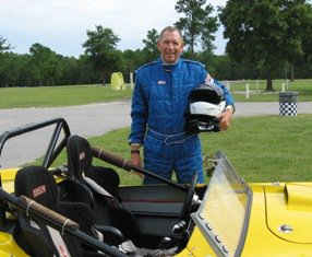 Don Ingerslew with FFR Cobra